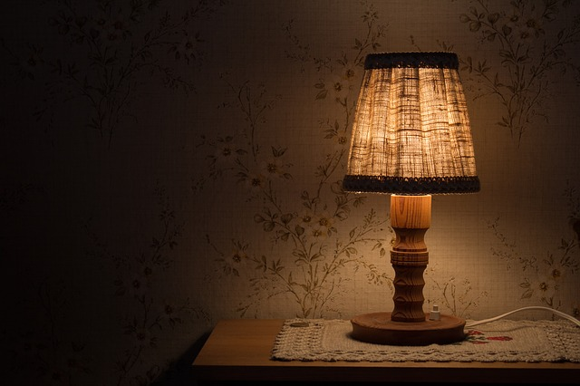 Hard Goods Table Lamp Agency in India