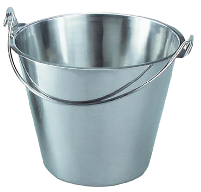 Hard Goods Buckets Buying Agency in India